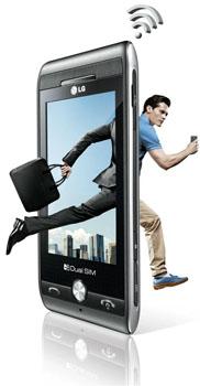 LG Duos GX500