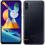 SAMSUNG GALAXY M11 3/32GB BLACK